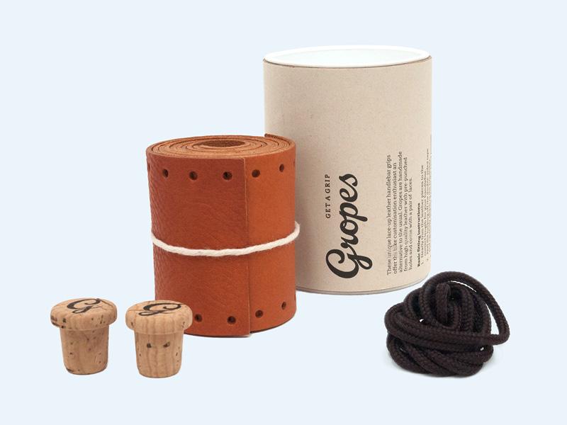 Gropes Bar Grips - long, Verpackung