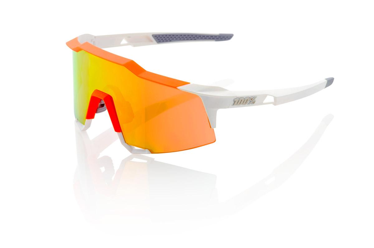 100% Speedcraft STD white orange
