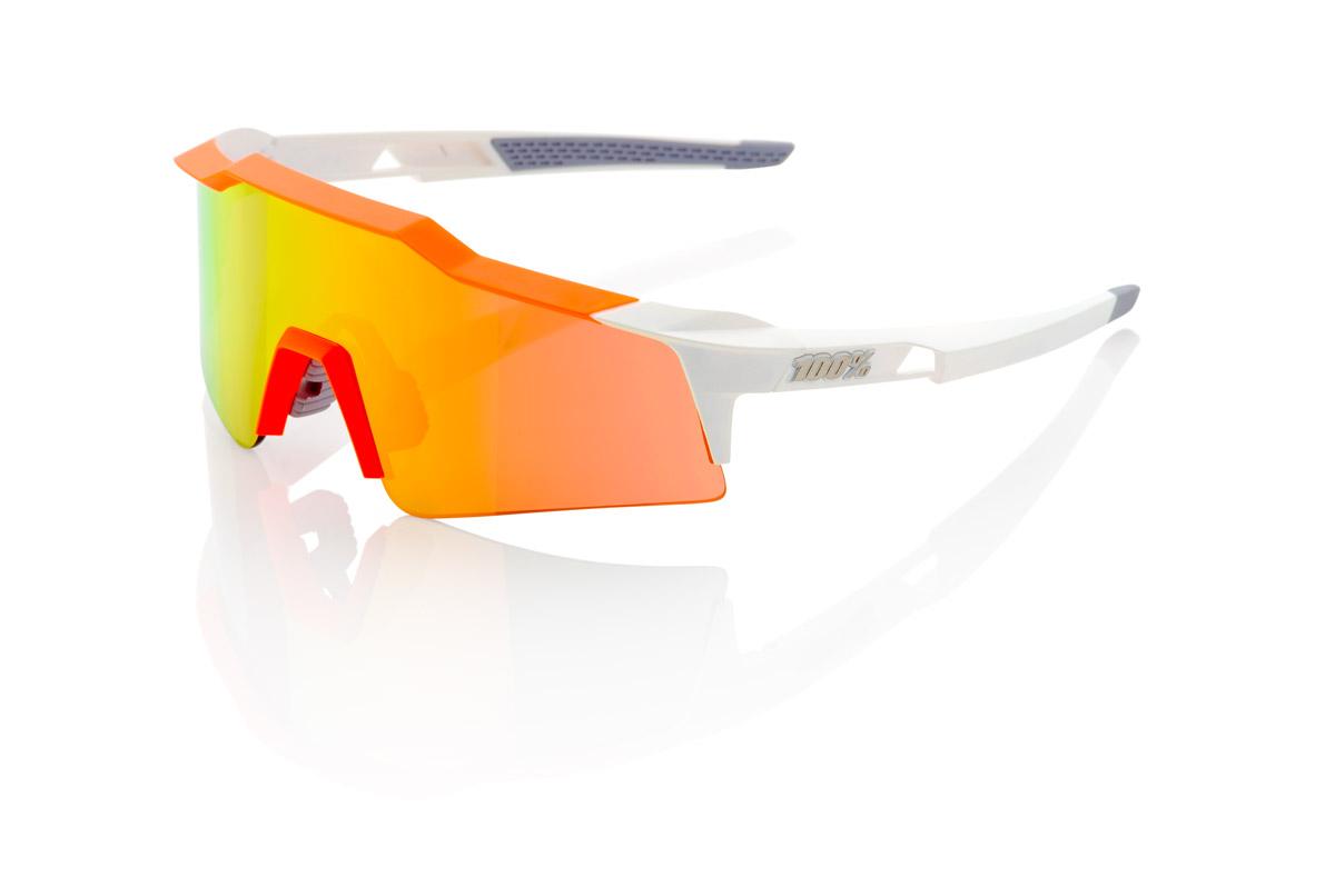 100% Speedcraft SL white orange