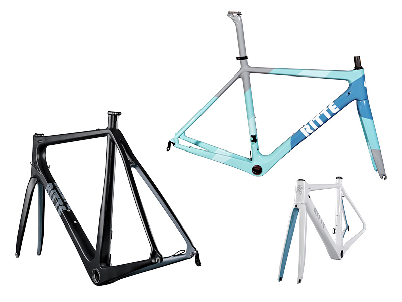 Ritte ACE Carbon Frame - weitere Farben