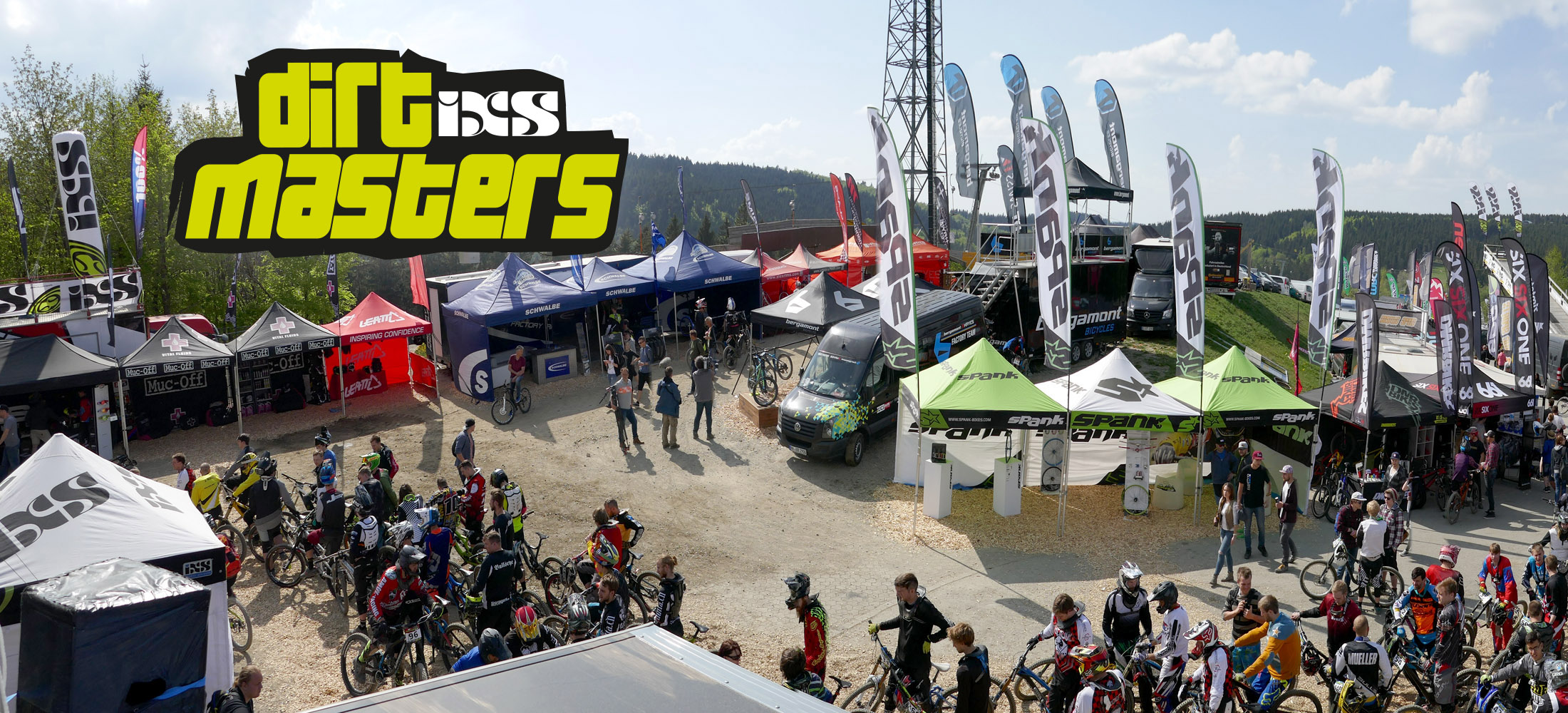 Sports Nut auf dem iXS Dirt Masters 2016