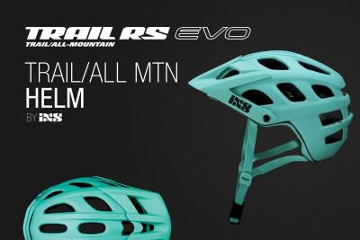 iXS Trail RS EVO Helm