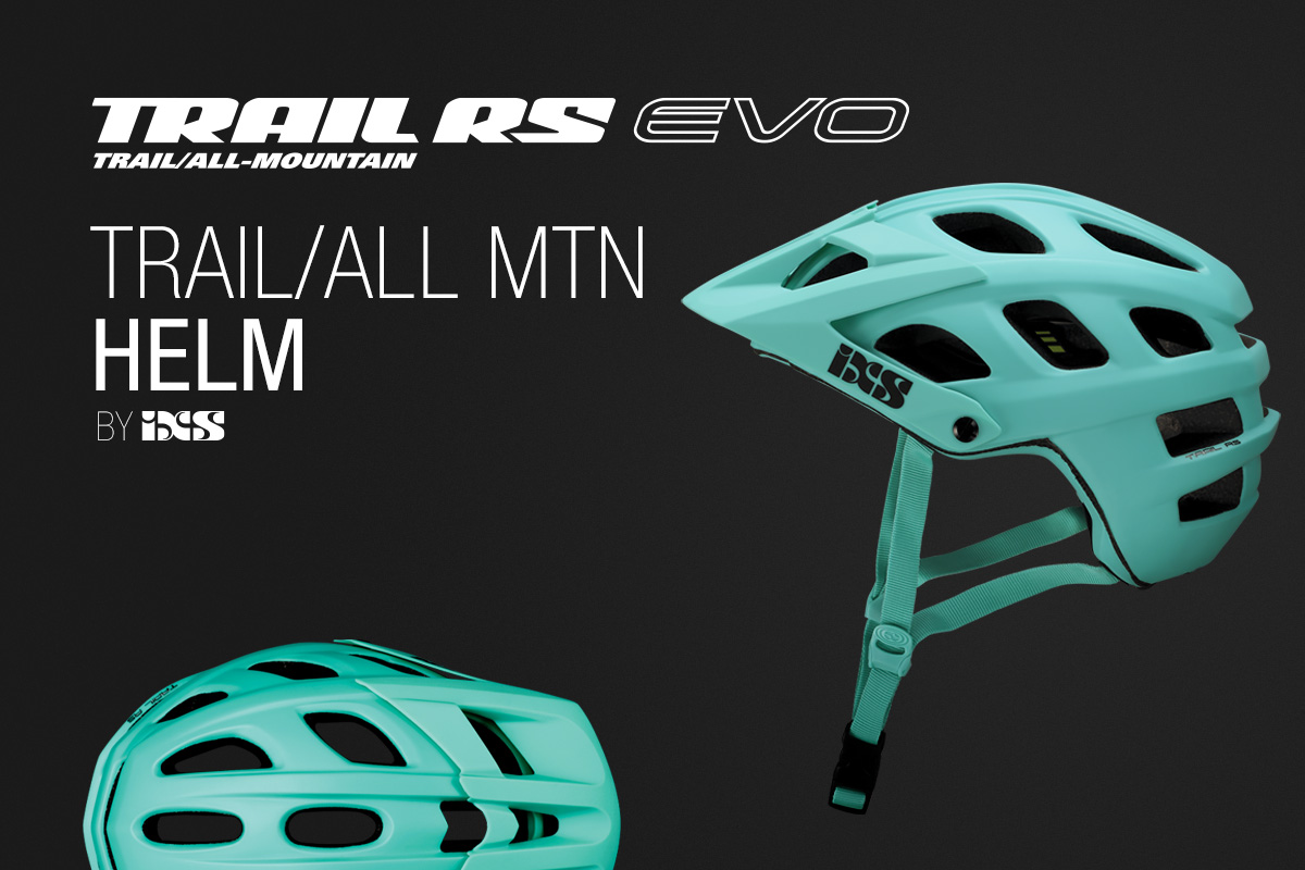 iXS Trail RS EVO Helm
