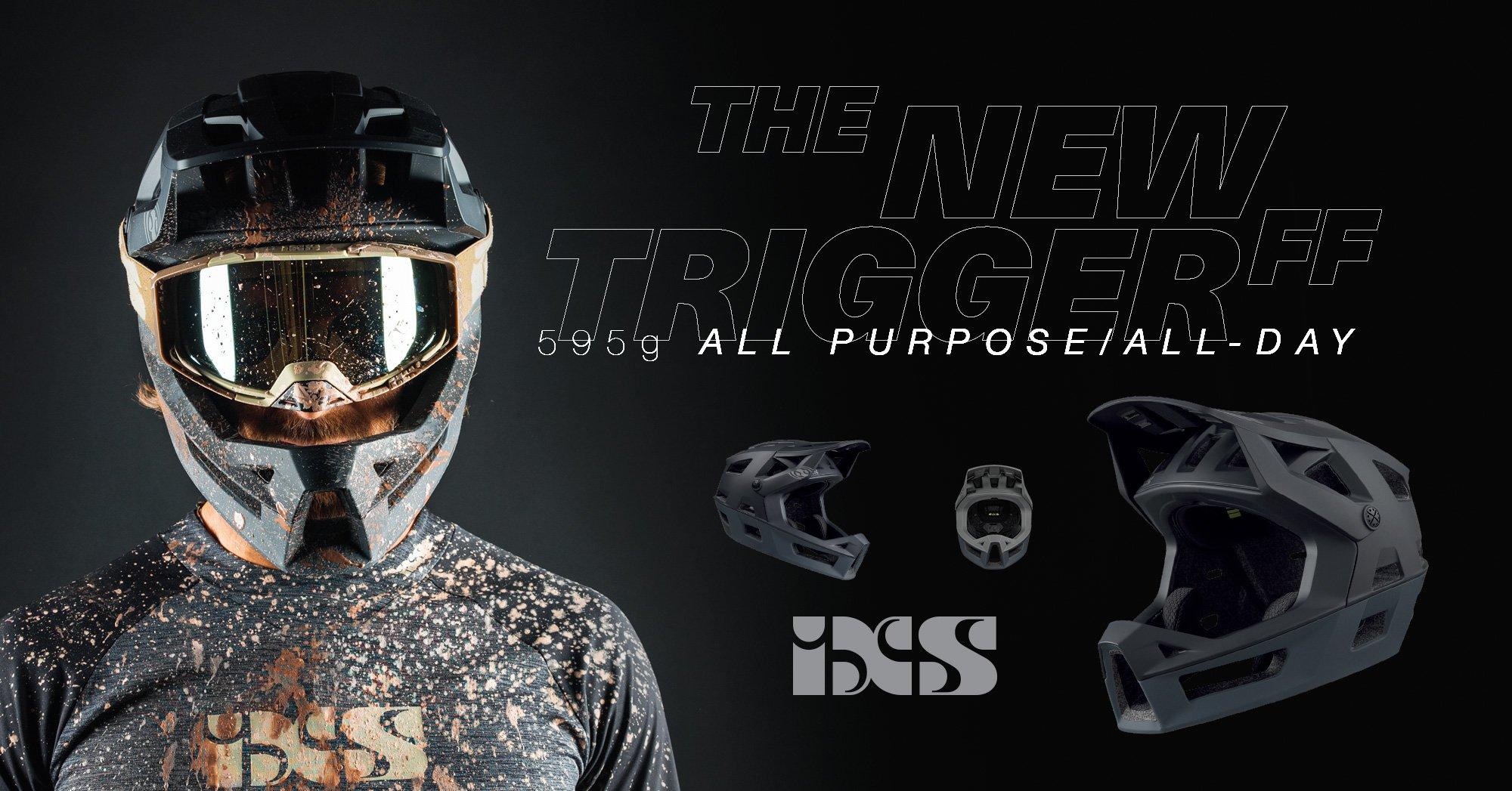 IXS Trigger FF – 595g maximaler Schutz